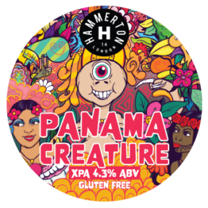 PANAMA CREATURE - KEG BADGE 2019