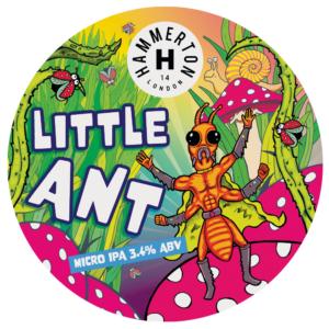 LITTLE ANT - KEG