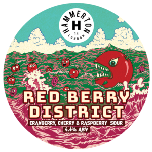 Red Berry District CREAM