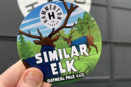 Similar Elk