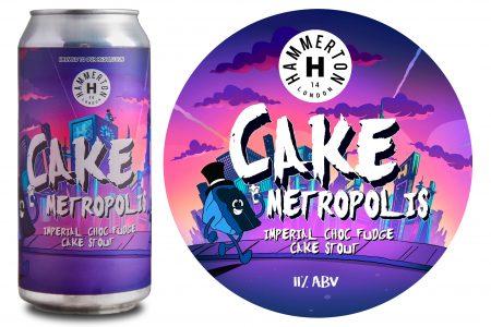 Cake Metropolis